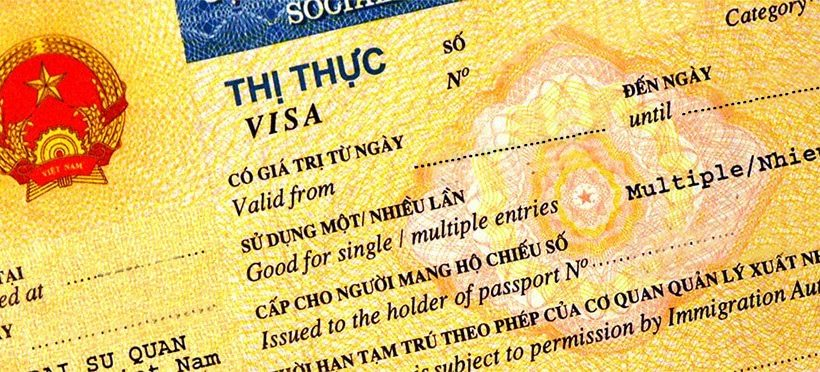 Vietnam E-visa issues for 40 countries