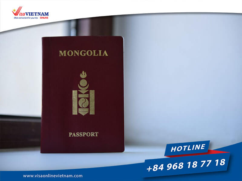 Vietnam business visa for Mongolian citizens