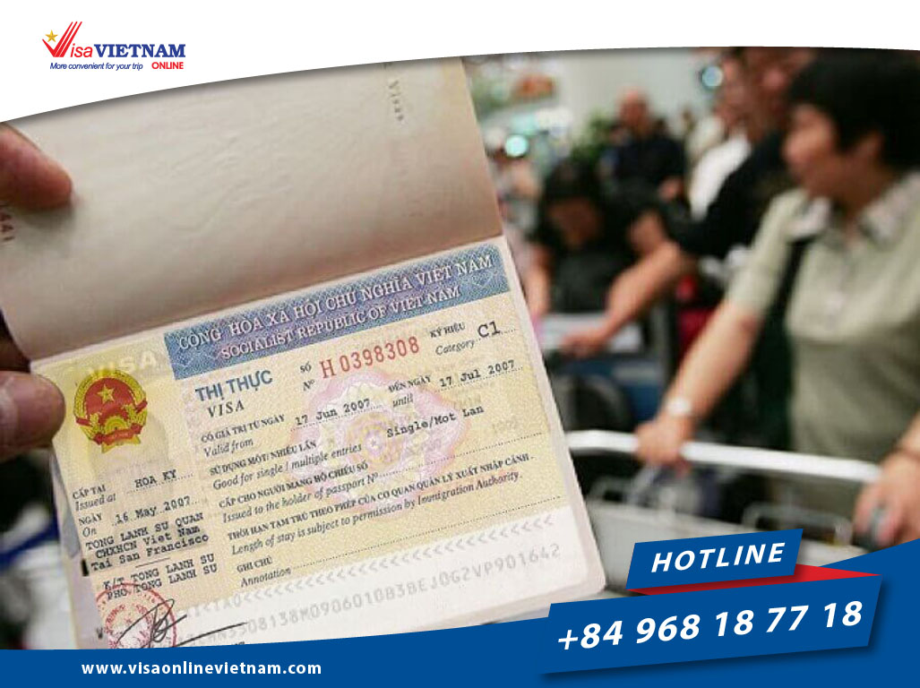 How should foreigners do to apply for Vietnam visa in Niger?