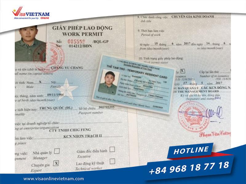 Vietnam visa extension for Mongolian citizens