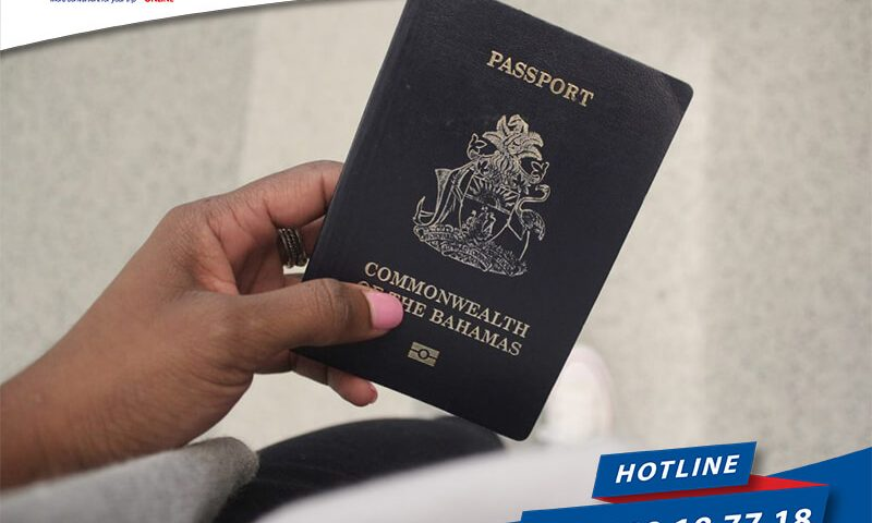 How to get Vietnam visa on Arrival from Bahamas?