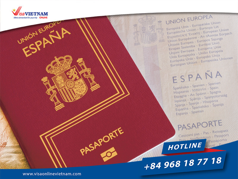 How to apply for Vietnam visa on arrival in Spain?