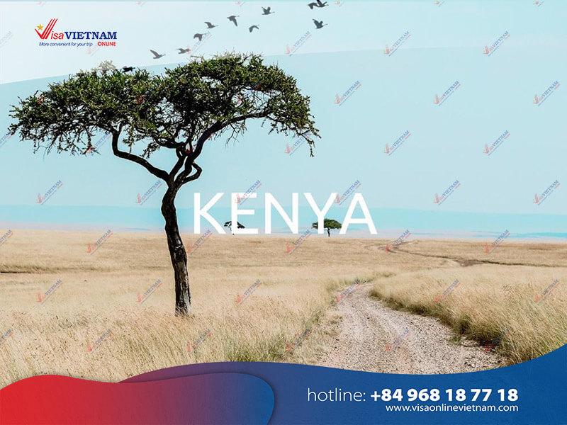 How to apply for Vietnam visa on Arrival in Kenya?