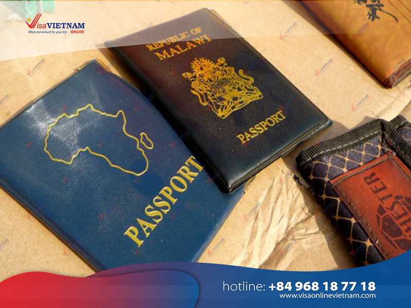 How to get Vietnam visa on arrival from Malawi?