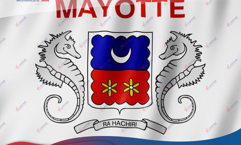 How to apply for Vietnam visa on Arrival in Mayotte?