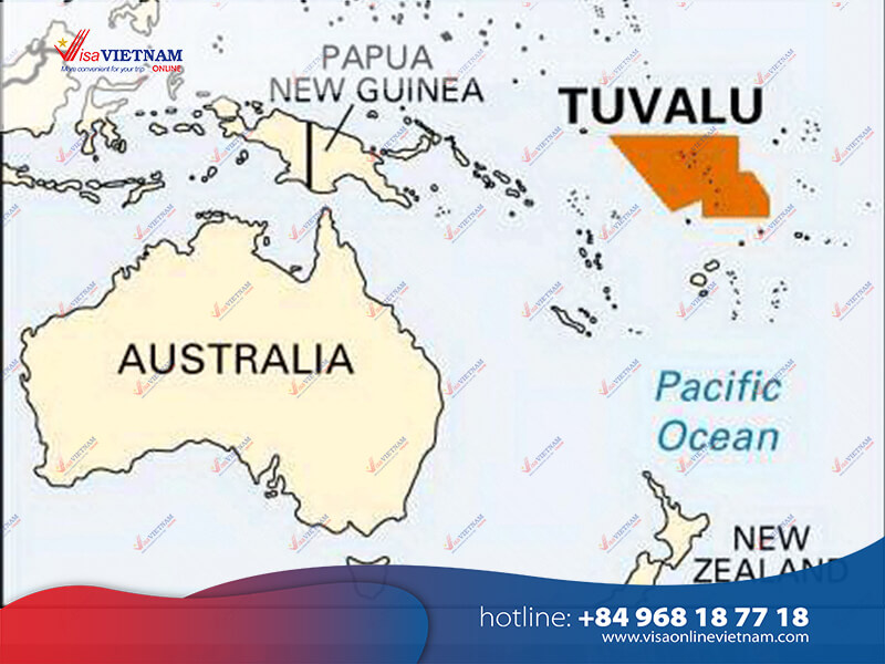 How to apply for Vietnam visa on Arrival in Tuvalu?