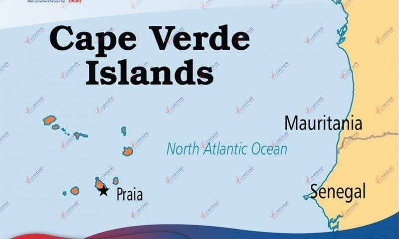 Way to get Vietnam visa on Arrival from Cape Verde