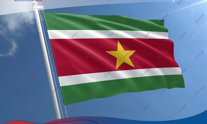 Vietnam visa on Arrival from Suriname - Vietnam visum in Suriname