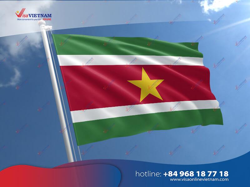 Vietnam visa on Arrival from Suriname - Vietnam visum in Suriname