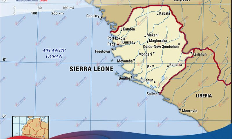 How should foreigners do to get Vietnam visa from Sierra Leone?